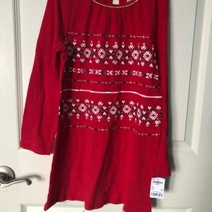 Long sleeve Dress cotton